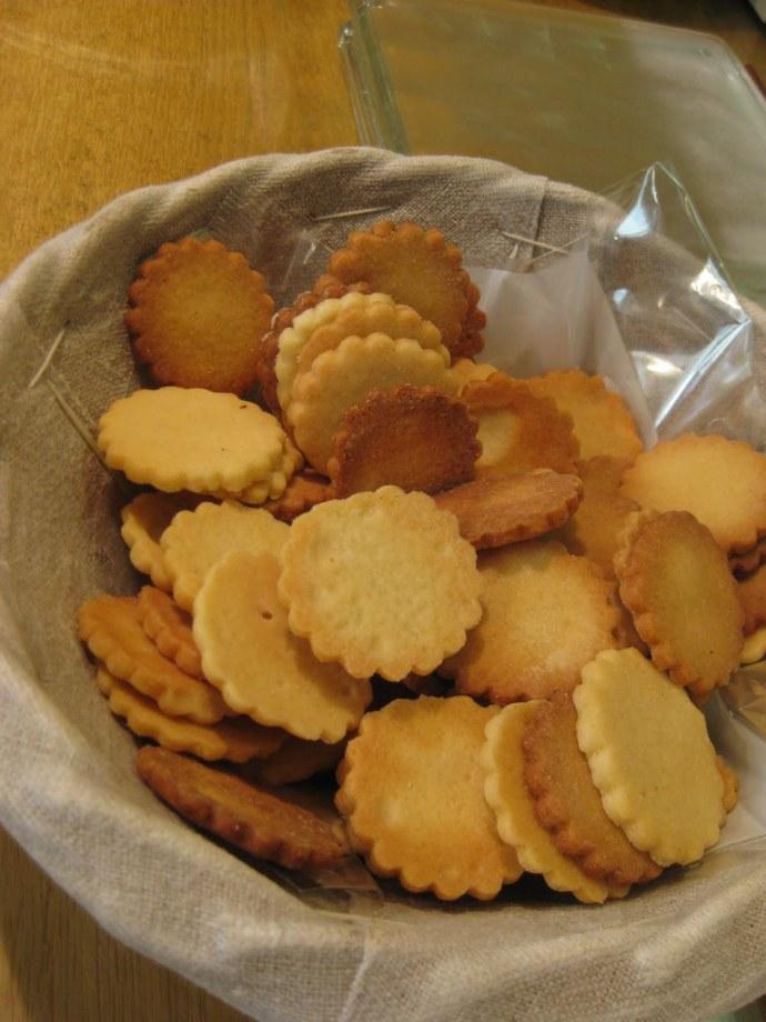 Poilane cookies